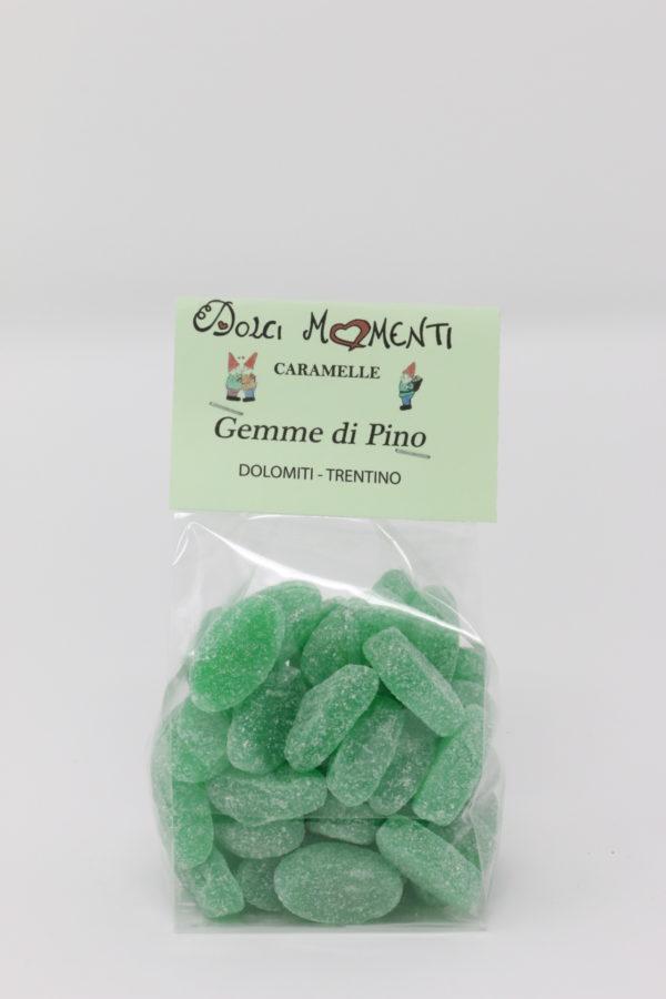 Caramelle gemme di pino - Dolomiti Trentino
