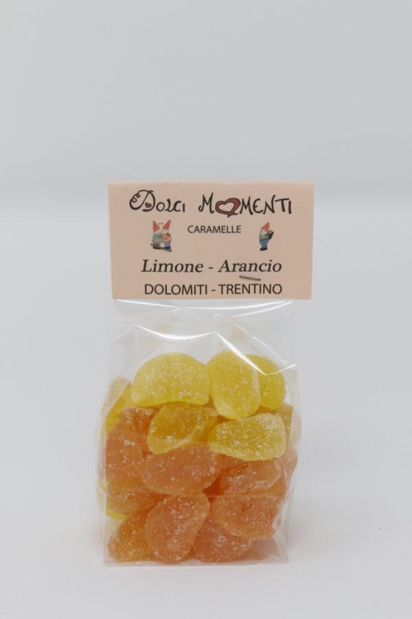 Caramelle limone arancio - Dolomiti Trentino