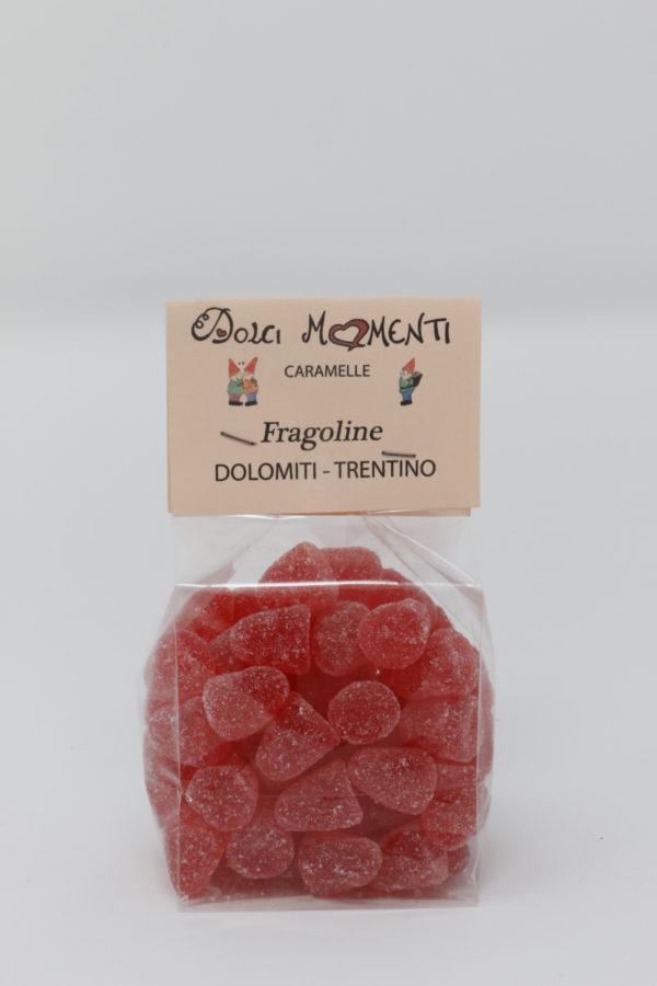 Caramelle fragoline - Dolomiti Trentino