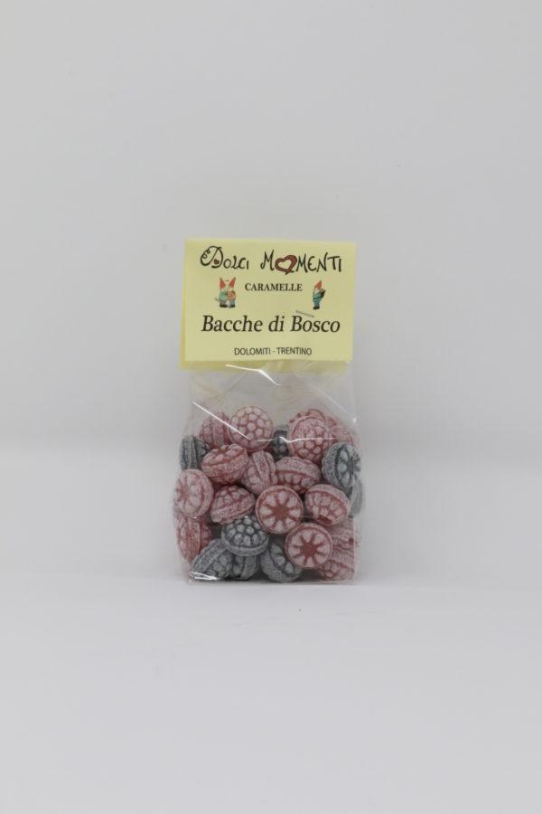 Caramelle bacche di bosco - Dolomiti Trentino