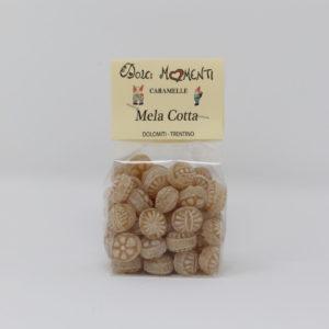 Caramelle mela cotta - Dolomiti Trentino
