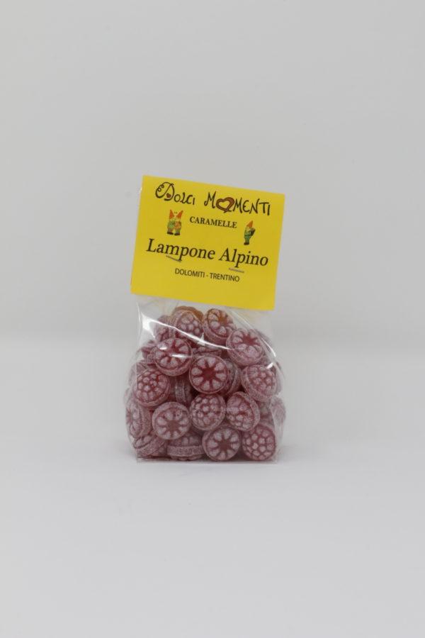 Caramelle Lampone alpino