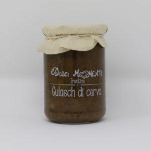 Gulasch di Cervo - prodotto trentino