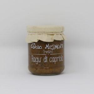 Ragù di capriolo - Trentino