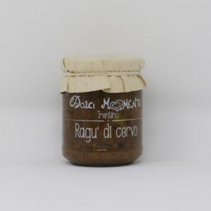 Ragù di cervo - Trentino